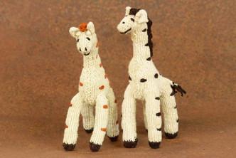 Bundu Giraffe - Handspun Wool