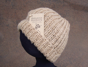 Family Toque - Handspun Wool