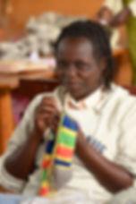Purity Wacuka - Kenana Knitters
