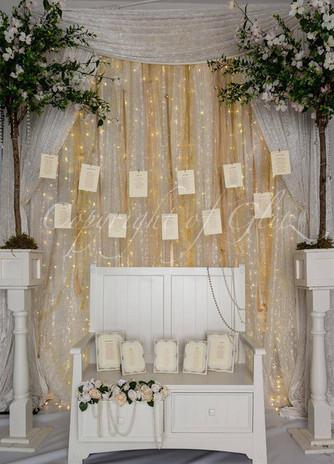 Fairylight Table Plan