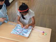 「日常生活の練習」 Practical life|幼児教育