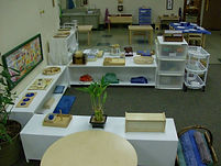 整えられた環境 -The Prepared environment|幼児教育