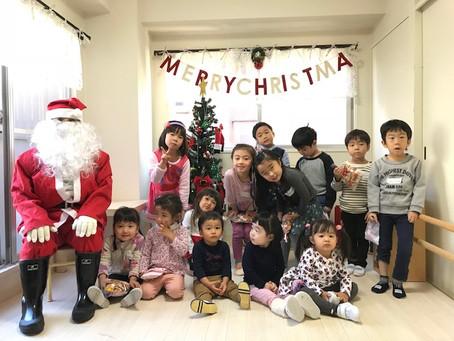 ★クリスマスパーティお申込開始★