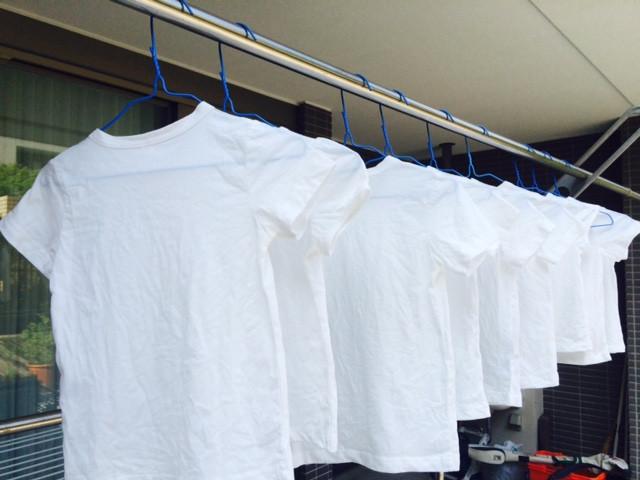 サマースクールTシャツ