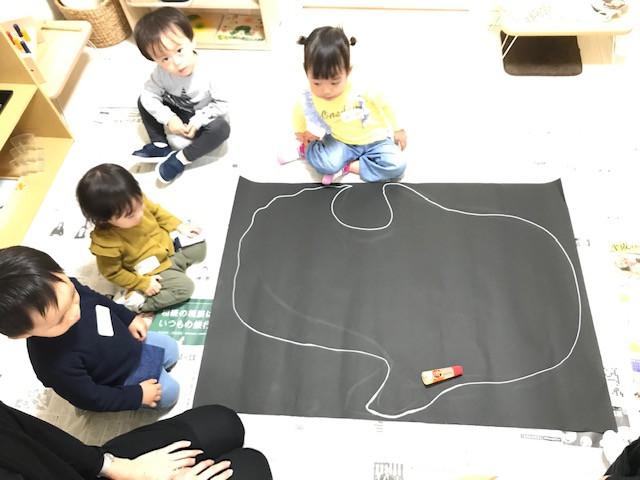 おばけ ティッシュアート