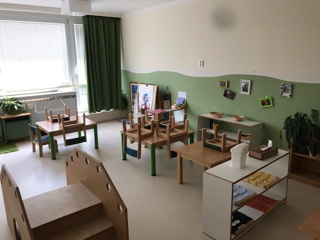 チェコ インターナショナルスクール インファントクラス