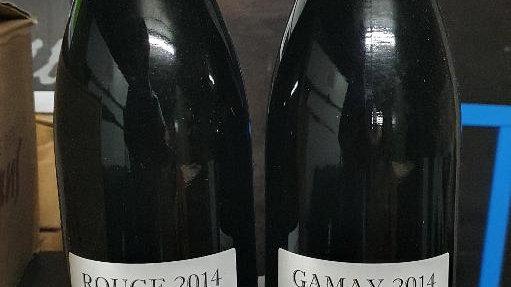 Rouge ou Gamay 2014 Prieuré Roch