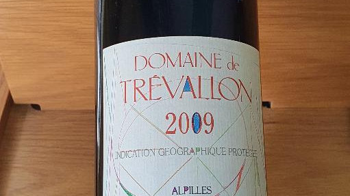 Trevallon 2009 rouge