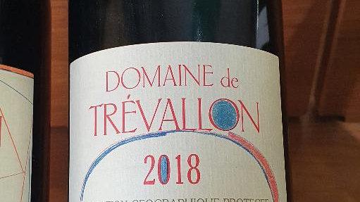 Domaine de Trevallon rouge 2018