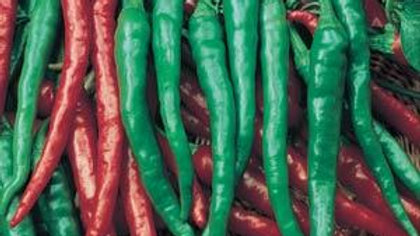 Pepper- Cayenne Long Thin