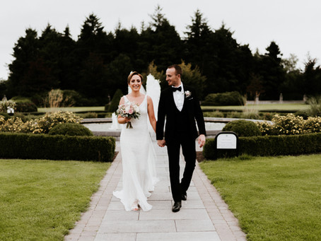 Ellen + John   / Slieve Russell Wedding