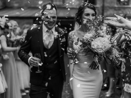 Matthew & Hannah - Larchfield Estate Wedding