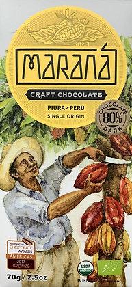 Marana Piura 80% Blanco Kakao
