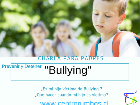 ¿Qué pueden hacer los padres ante la presencia de bullying?