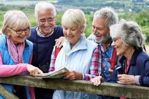 Adultos mayores & salud mental en tiempos de pandemia.