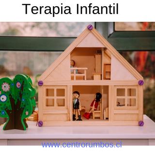 Terapia Infantil.Centro rumbos