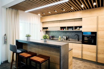 Interior-of-kitchen-in-large-and-449170.
