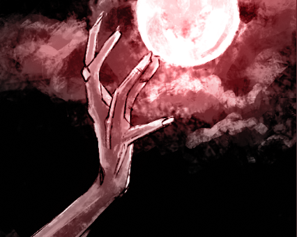 The Red Death and the Bloodmoon