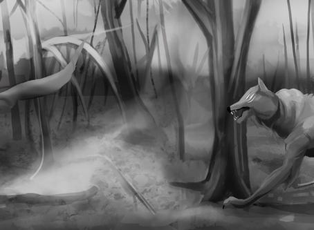 Scene 16: Beasts