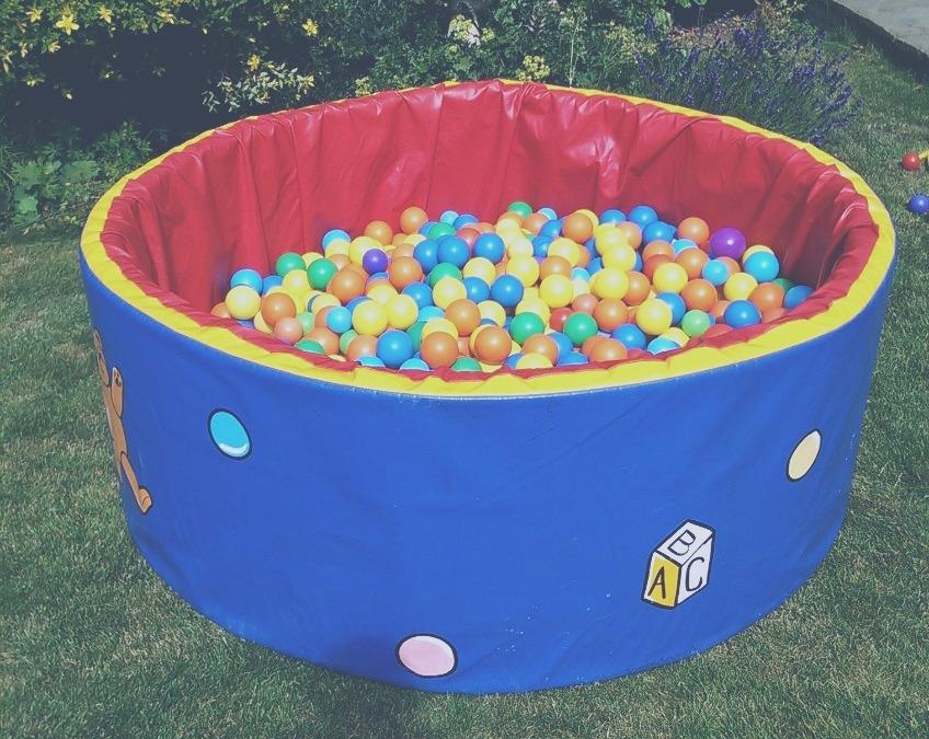 Round Ball Pit