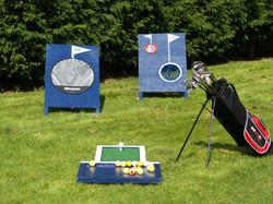 Garden Golf Game