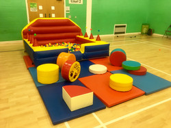 Shapes Softplay & Ball Pit