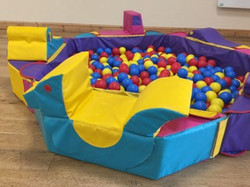 Dub-lup Ball Pit