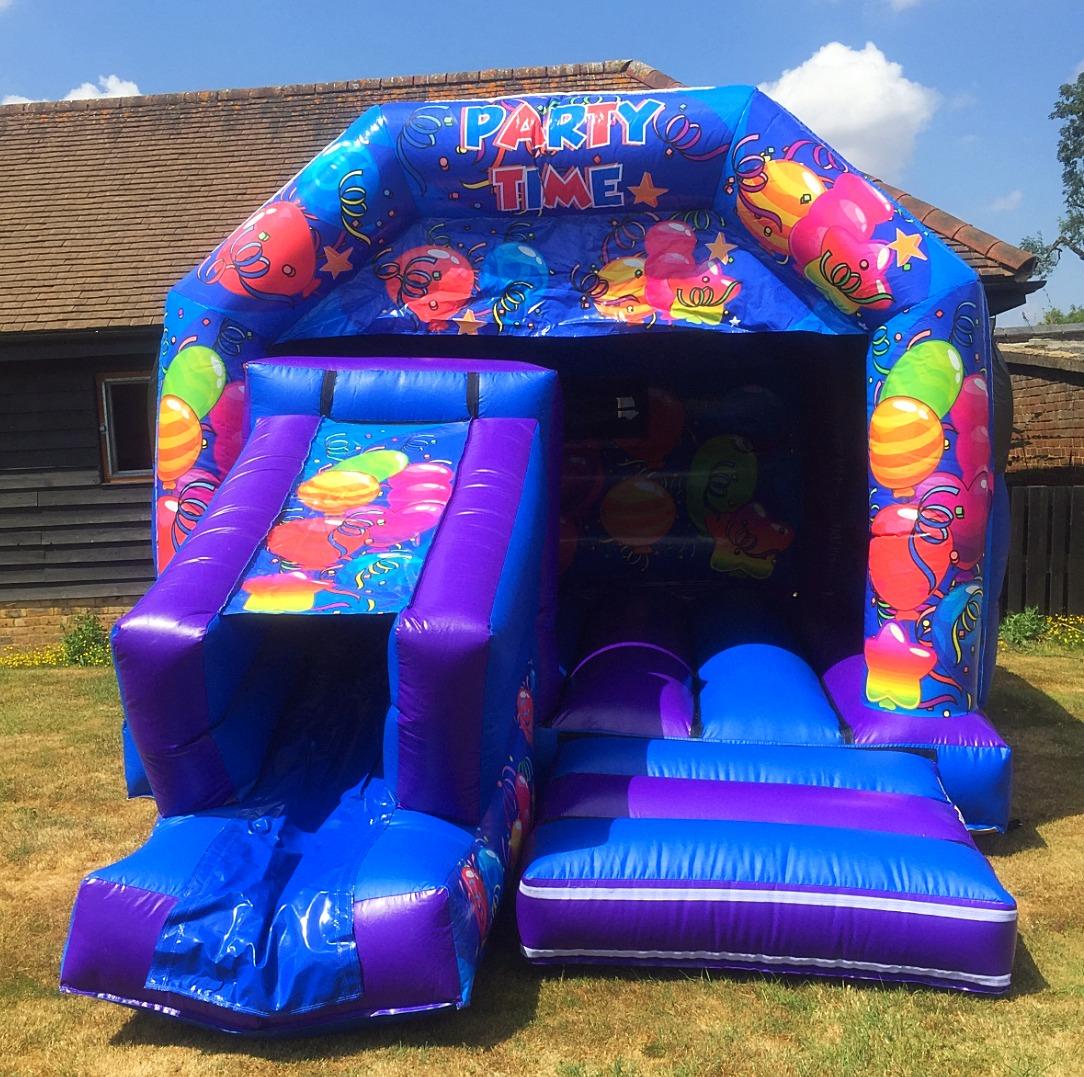 PartyTime Slide