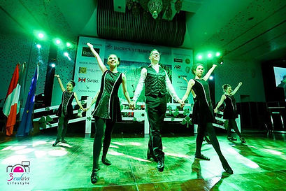 st patrick's ball jakarta, irish inspirational dance