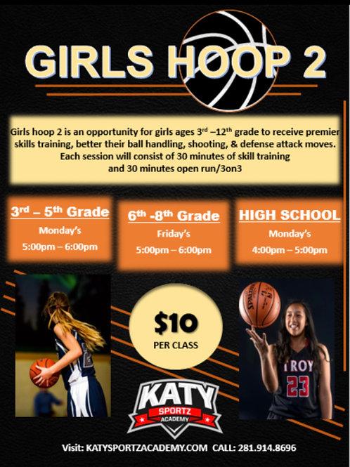 Girls Hoop 2