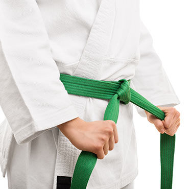 Intermediate Karate