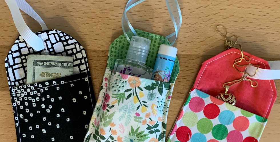 Gift Card Cozy PDF Sewing Pattern And Free Instructional Video
