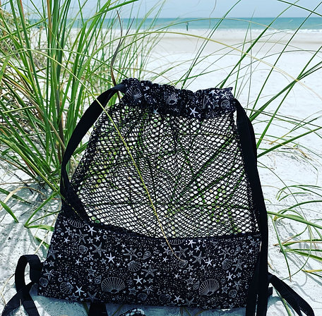 Madeira Mesh Beach Bag PDF Sewing Pattern