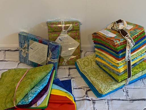 The 2nd Island Batik Ambassador Box Has Arrived.  It Truly Is Christmas In July!