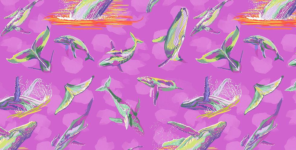 FreeSpirit Migration PWLT013.MAGENTA The Humpback's Ballet Lorraine