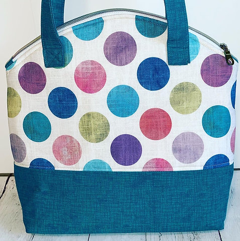 Modern Me Shoulder Bag  PDF Sewing Pattern