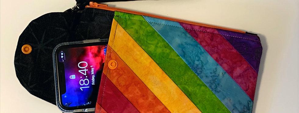 Original Sewing Expo Walkie Talkie Cellphone Wristlet Kit