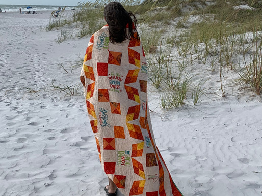 Spread Love & Joy By Giving A Quilt Of Comfort