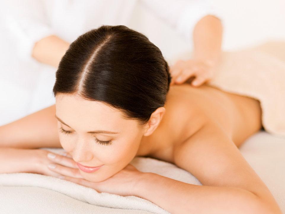 #6.  Deep Tissue Massage A 60min