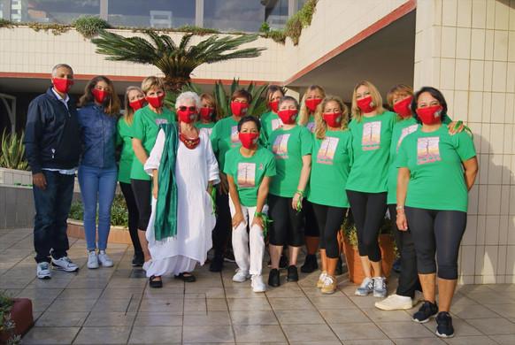 Flashmob della Associazione