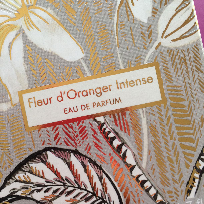 Fleur d'oranger Intense