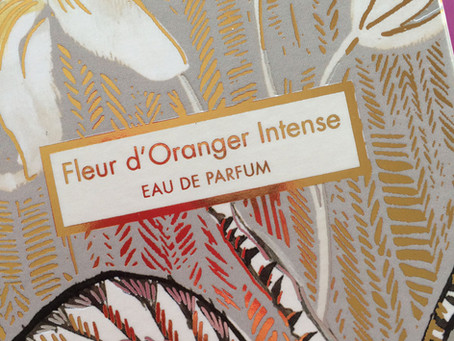 Senti et adopté : Fleur d'Oranger Intense - Fragonard