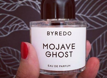 Revue de détail : Mojave Ghost - Byredo