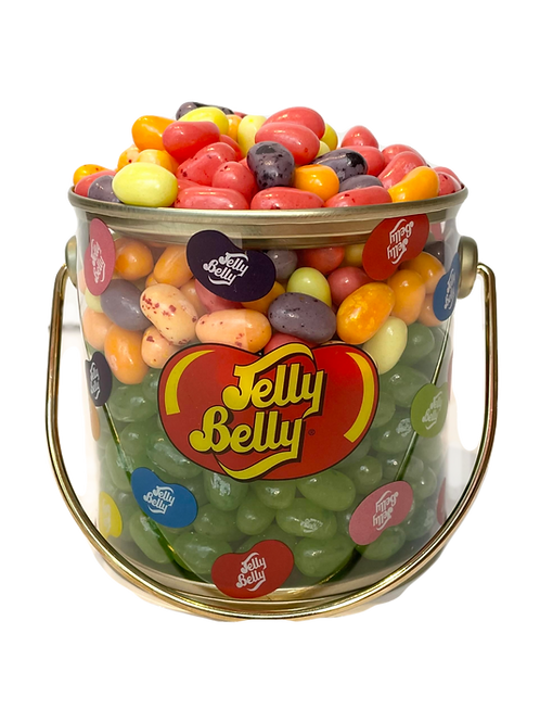2 FLAVOR JELLY BELLY TIN