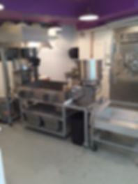 state of the art popcorn equipment