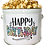 Thumbnail: 1/2 Gallon Popcorn Tin!🎂