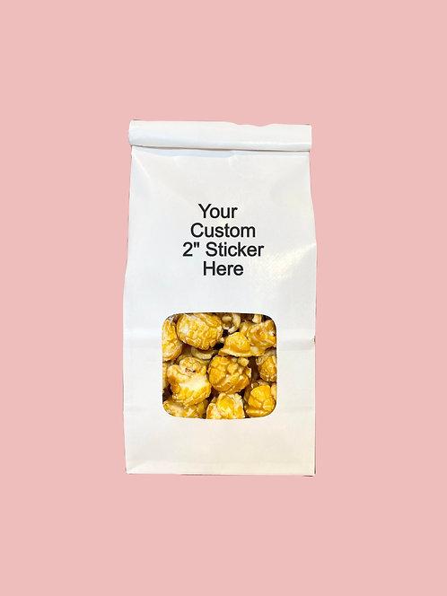 Custom Sticker Favor Bags (25 pack))