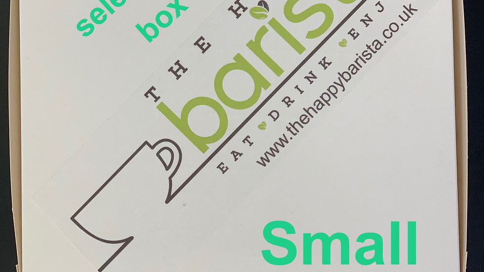 The Savoury Selection Box - Small Box