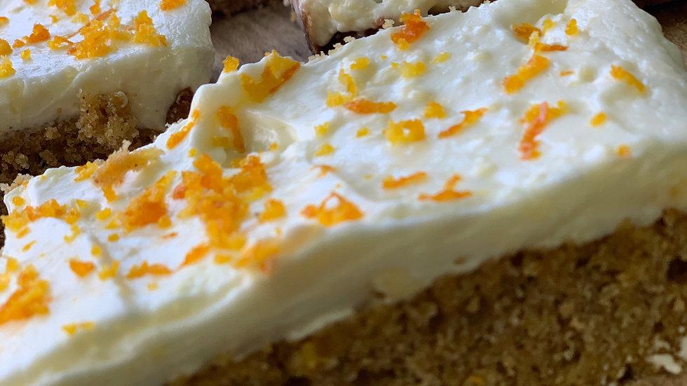 Carrot Cake  - 12 Slice Traybake