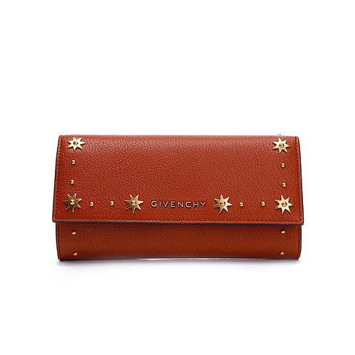 GIVENCHY Midnight Stars Studded Long Wallet